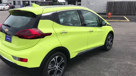 2019 Chevrolet Bolt Ev Battery Pack Even More With Faster