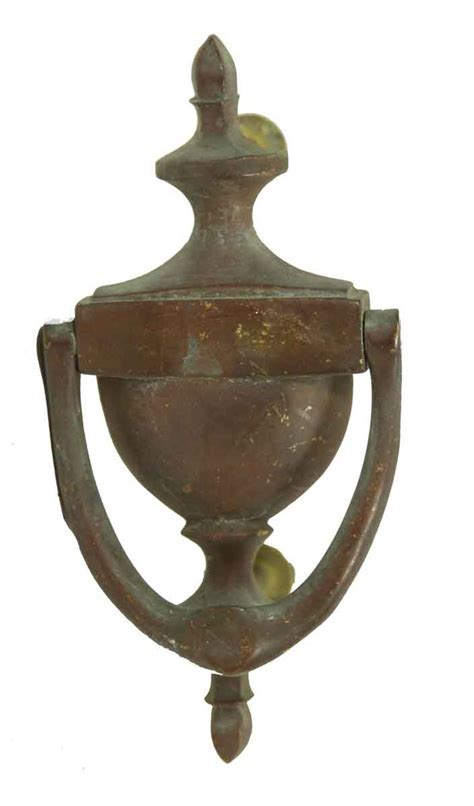 bronze door knocker salvaged bronze door knocker olde things