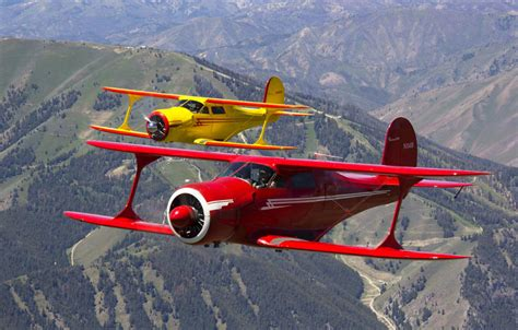 The Beechcraft Model 17 Staggerwing: Adding Swagger to the ...