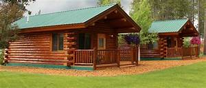 Awesome log cabin kits idaho new home plans design for Amish home construction