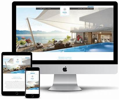 Websites Hotels Hotel Tourist Accommodation Hosting Satisfied
