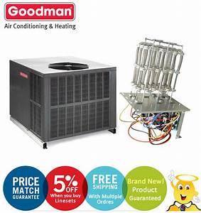 Buying Guide For 2 Ton Goodman Seer 15 Horizontal Heat