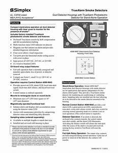 33 Simplex Duct Detector Wiring Diagram