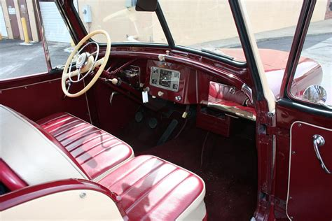jeep jeepster interior 1949 willys jeepster convertible 103413