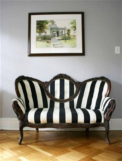 Recovering Settees by Tivey Interior Design Interior Design Inside