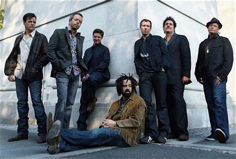 Counting Crows Heading Across Canada  Sound Check