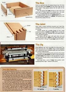 Build Cabinet Drawer Boxes • WoodArchivist