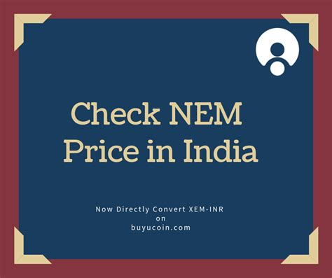 See the live bitcoin to indian rupee exchange rate. Best way to check latest NEM price in INR   XEM to INR   Bitcoin price, Cryptocurrency, Open ...