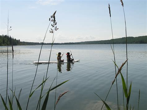 Battle Lake Boat Launch by Wetaskiwin County Ab Official Website