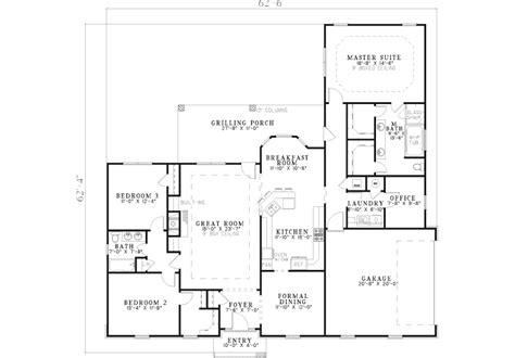 brick home floor plans 20 beautiful brick house floor plans building plans