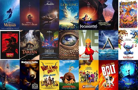 Disney Movie Posters 2 By Lisa-24-7 On Deviantart