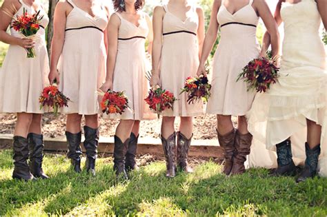 International Fashion Country Style Wedding