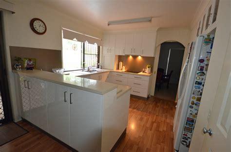 Parallel Kitchen Ideas - u shaped kitchen designs u shape gallery kitchens brisbane