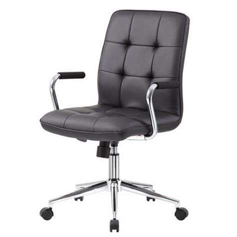 modern caressoftplus task chair w arms b331