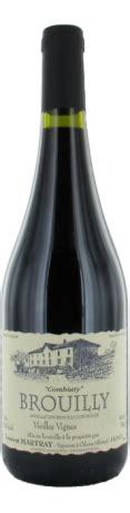 laurent brouilly bildhauer laurent martray brouilly combiaty vieilles vignes brouilly le figaro vin
