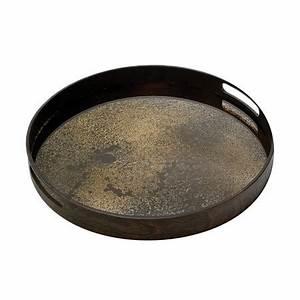 Plateau Miroir Rond : acheter notre monde plateau miroir de l 39 ge de bronze ~ Teatrodelosmanantiales.com Idées de Décoration