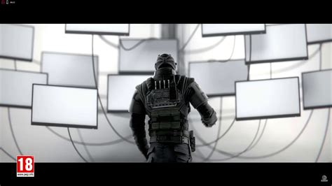 Rainbow Six Siege 1920x1080 Wallpaper R6s Vigil Reveal Uk Youtube