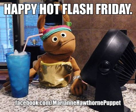 Sexy Friday Memes - friday memes hot flashes and comedy on pinterest