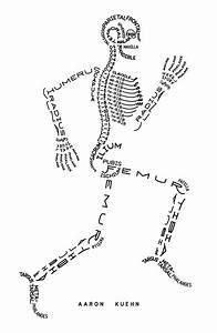 Names Of Your Bones  Originally By Aaron Kuehn   Pics