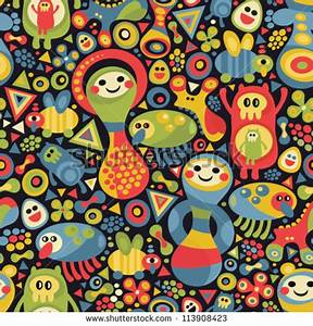 Gallery For > Cute Halloween Monsters Background