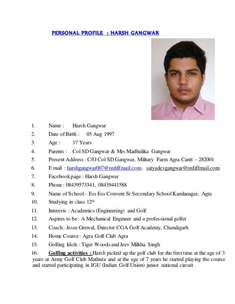 Personal Profile Harsh Gangwar. Recruitment Brochure Template. Is My Essay Good Template. Office Hours Sign Template Free Template. Birthday Messages For Sister In Law. Teacher Assistant Resume Template. Well Written Cover Letters Template. Christmas Mini Session Template. Sample Of Motivation Letter Research Position