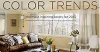2013 paint color trends Color Trends 2013 - Trendy kolorystyczne - Akademia ...