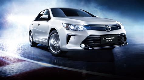 Toyota Camry 4k Wallpapers by Toyota Camry 10th Anniversary Car Speed Wallpaper