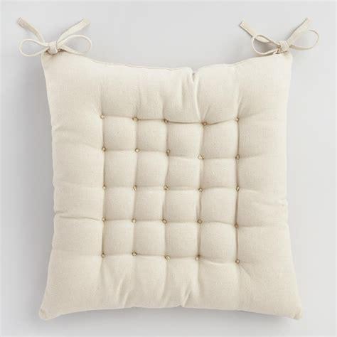 world market chair cushion dasutti chair cushion world market on popscreen