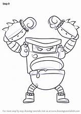 Underpants Captain Toilet Turbo Draw 2000 Drawing Movie Pages Step Coloring Learn Colouring Ausmalbilder Tutorials Monster Drawings Cartoon Printable Epic sketch template
