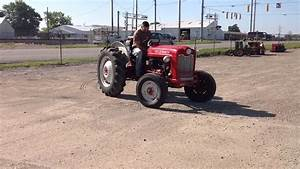 Ford 601 Workmaster Tractor For Auction