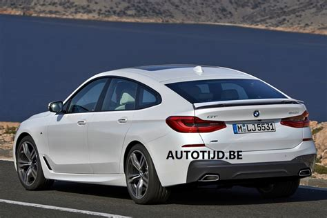New Bmw 6-series Gt Official Photos