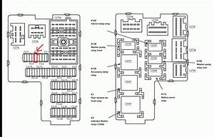 2002 Ford Explorer Xlt Interior Fuse Box Diagram