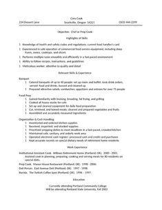 cv formats    resume