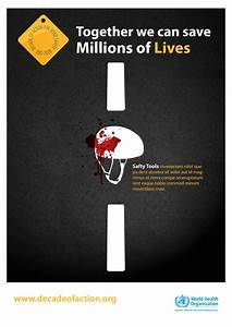 """Check out this @Behance project: """"Decade of Action For ..."""