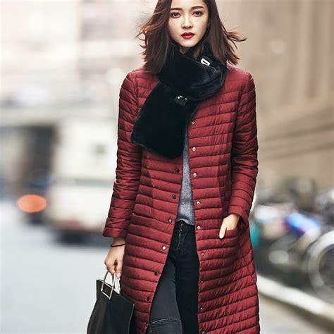 light down jacket women popular long puffer coat buy cheap long puffer coat lots
