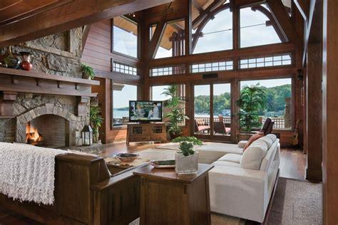 Branchville, New Jersey Hybrid Timber Home
