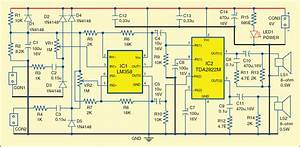 Circuit Dias Complete Diagram