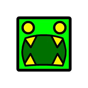 Another Icon For Geometry Dash 21! Geometrydash