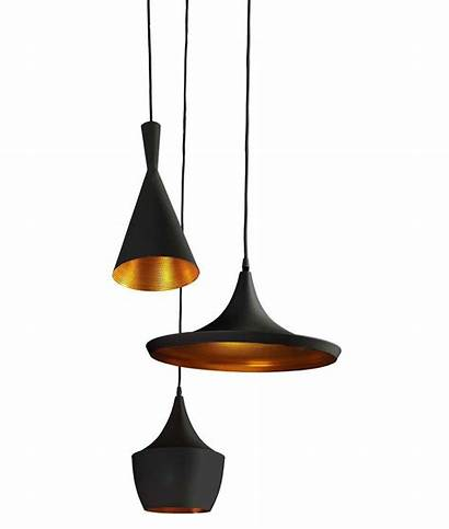 Pendant Cluster Triple Mixed Lamps Led Shade