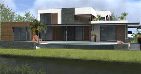 francois bureau architecte nantes construction d une villa au pied de la sèvres nantes 44