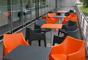 Mobilier De Terrasse : mobilier de terrasse restaurant mobilier restaurant pinterest restaurant mobilier et ~ Teatrodelosmanantiales.com Idées de Décoration