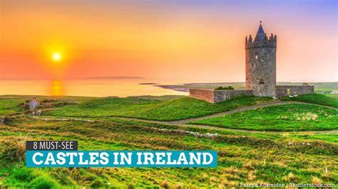 castles  ireland  poor traveler