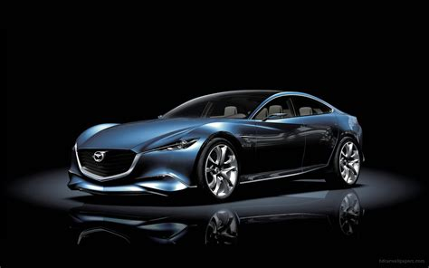 2018 Mazda Shinari Concept 2 Wallpaper Hd Car Wallpapers