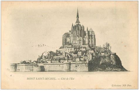 Carte Mont Michel by 50 Le Mont Michel 1903