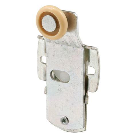 prime  closet door roller front   offset