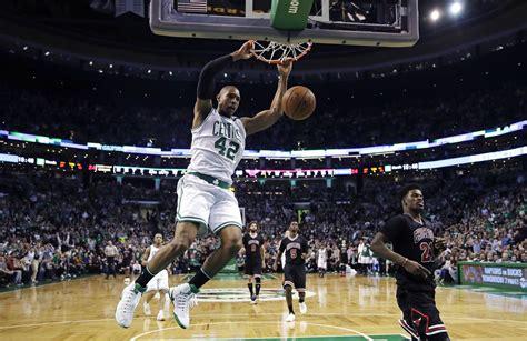 NBA playoffs: Boston Celtics up 3-2 on Chicago Bulls ...