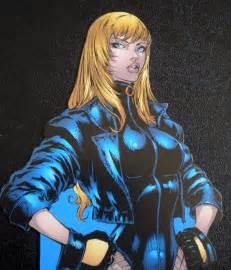 DC Comics Female Superheroes