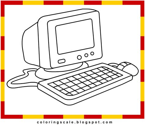 coloring pages printable  kids computer coloring pages