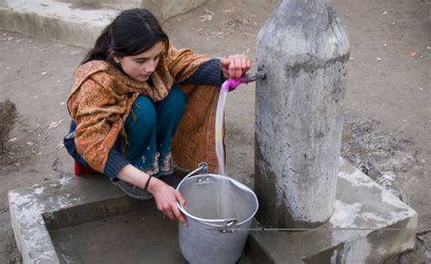 Safe Drinking Water And Sanitation Project Improves Lives