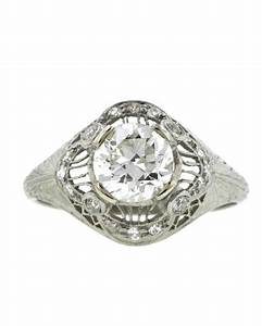 11 tips for finding a vintage engagement ring youll With martha stewart wedding rings